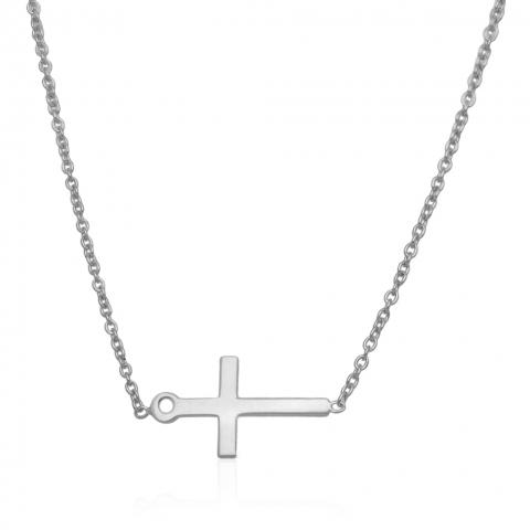 Kolia 38-43 cm ze srebra pr.925