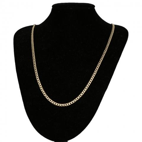 Łańcuch 50 cm ze złota pr.585