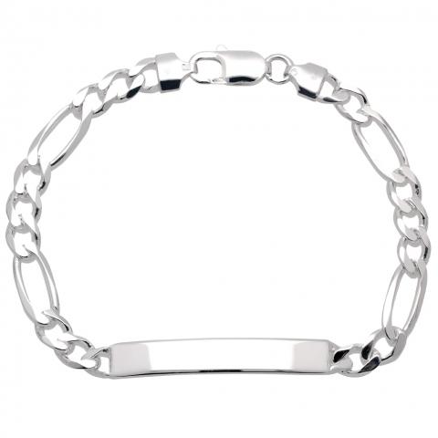 Bransoleta 22 cm ze srebra pr.925