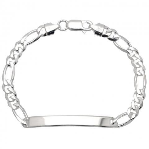 Bransoleta 19 cm ze srebra pr.925