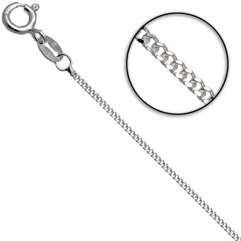 Łańcuch 45 cm ze srebra pr.925