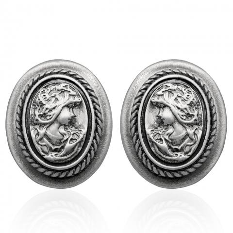 Kolczyki sztyft ze srebra pr.925
